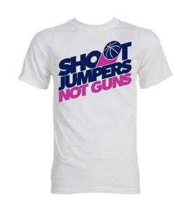 Image of Shoot Jumpers. Not Guns.