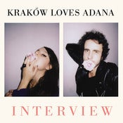 "Image of KRAKÓW LOVES ADANA <br> Interview <br> 12"" Vinyl / CD"