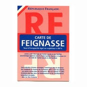 Image of Carte de feignasse