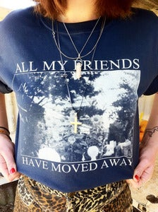 Image of 'All My Friends' Tee