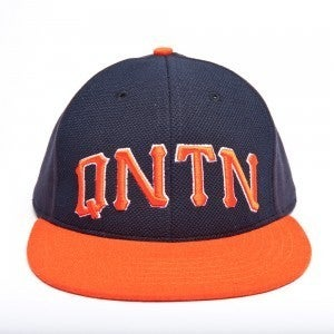 Image of The Collegiate Navy/Orange