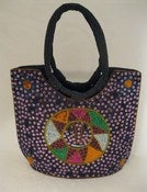 Image of Soleil Navy Tote II
