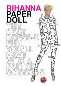 Image of RIHANNA PAPER DOLL BOOK