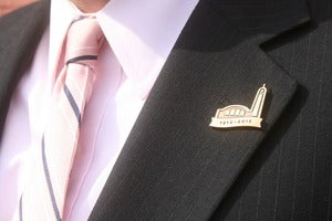 Image of West Side Market Lapel Pin
