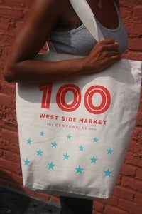 Image of West SIde Market 100 Canvas Bag
