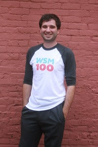 Image of WSM100 Raglan Baseball Tee