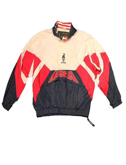 Image of Vintage USA 1996 Atlanta Olympics Starter Jacket