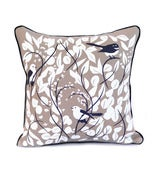 Image of CUSHION SMALL Grey Fantail