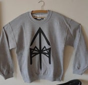 Image of TBM RUNE CREWNECK GREY