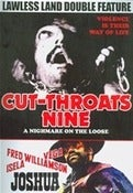 Image of Cut-Throats Nine / Joshua (Double Feature)