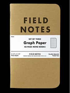 "Image of Field Notes ""GRAPH PAPER"" FN-01"