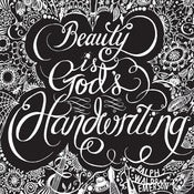 Image of Inkymole 'Beauty Is God's Handwriting' Print