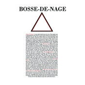 "Image of Bosse-de-Nage ""ii"" LP Repress"