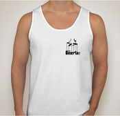 Image of Puppeteer Tank - White