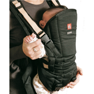 Image of Baby Carrier in Black