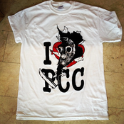 Image of 'I &lt;3 PCC' - FRIDAY THE 13TH INSPIRED SHIRT