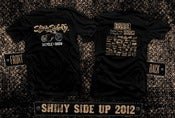 Image of Shiny Side Up Bicycle Show Shirt *very limited sizes/quanties*