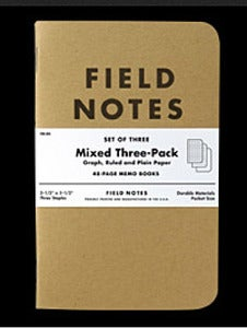 Image of Field Notes MIXED PAPER FN-04