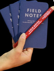 "Image of Field Notes ""American Tradesman Edition"""