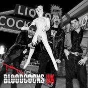 Image of Bloodcocks UK CD