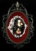 Image of Christ Cameo Blood Ring~!