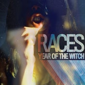 Image of FKR054 - Races - Year Of The Witch CD
