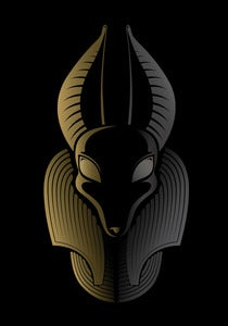 Image of ANUBIS - LIMITED PRINT