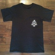 Image of COAT OF ARMS - BLACK