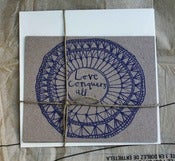 Image of Small Lace greeting card