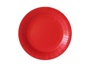 Image of Small Coloured Paper Plates