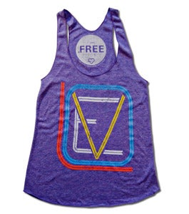 Image of Love Racerback Tank