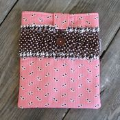 Image of ipad case - peachy pink