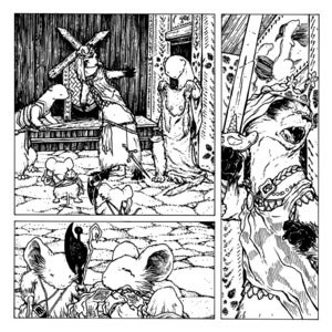 Image of Black Axe #5 page 5