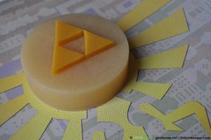 Image of Zelda Triforce GEEKSOAP