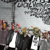 Image of FKR042 - Local Natives - Gorilla Manor LP