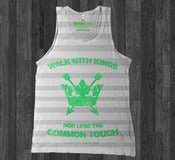 Image of IF  Walk With Kings Striped tank top