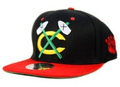 Image of Chicago Blackhawks Throwback Snapback
