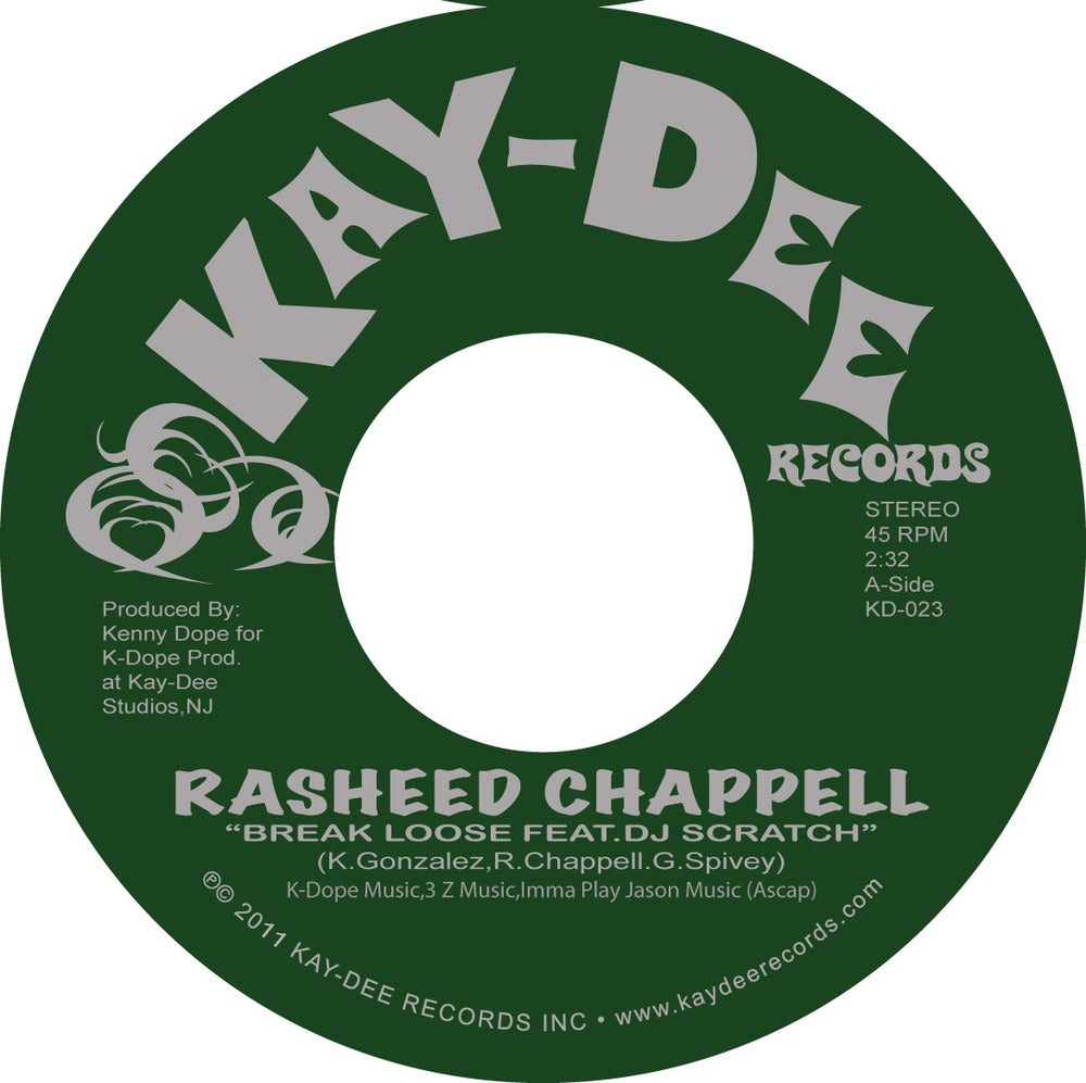 Image of KD023-RASHEED CHAPPELL/45