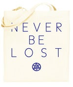Image of Never Be Lost Tote Bag