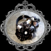 Image of Danse Macabre Rock Candy Ring~!