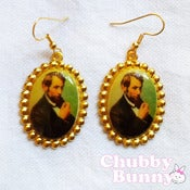 Image of Abe Lincoln Earrings