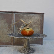 Image of Velvet Plush Pumpkin 3&quot; Single