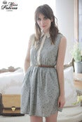 Image of Summer Explorer Dress (Grey Bird)