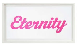 Image of 'Eternity' Screen Print
