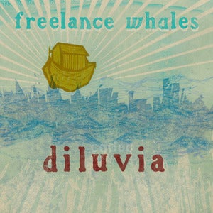 Image of FKR062 - Freelance Whales - Diluvia CD