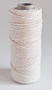Image of Natural Cotton Twine - 10 yards
