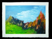 Image of Organ Mountains