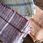Image of Cotton Ikat Napkins