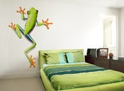 Image of TREE FROG WALL ART