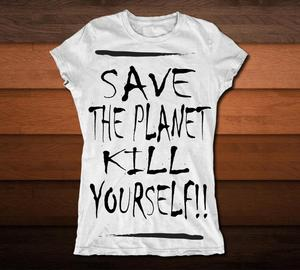 Image of SAVE THE PLANET